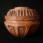 #2. Vase, 8″t x 8.5″w