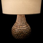 #21. Table Lamp, 11.5″ x 9″